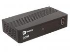 Цифровой телевизионный DVB-T2 ресивер HARPER HDT2-1514 экран, черный,Full HD, DVB-T, DVB-T2, поддержка внешних жестких дисков