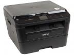 МФУ Brother DCP-L2560DWR лазерный, принтер/  сканер/  копир, A4, 30стр/ мин, дуплекс, 64Мб, USB, LAN, WiFi