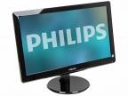 "Монитор 19.5"" Philips 200V4LAB2/ 00(01) gl.Black 1600x900, 5ms, 200 cd/ m2, 1000:1 (DCR 20M:1), D-Sub, DVI, 2Wx2, Headph.Out, vesa"