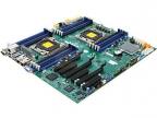Мат плата Supermicro MBD-X10DRI-O 2xLGA2011-3,  16xDDR4,  Intel C612 10xSATA3,  2xGbE,  IPMI (Narrow ILMs),  E-ATX