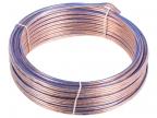 Акустический кабель Cablexpert CC-TC2x1, 5-15M,  прозрачный,  15 м,  бухта