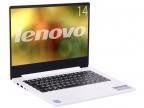 "Ноутбук Lenovo IdeaPad 330S-14IKB (81F4004YRU) i5-7200U (2.5)/ 4GB/ 128GB SSD/ 14.0"" 1920x1080 AG IPS/ Int:Intel HD 620/ DVD нет/ BackLight/ BT/ Win10 White"
