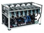 Набор для Майнинга 0549366 Intel Celeron G3900/ 4Gb/ USB32Gb/ 8*4Gb P104-100/ 2*1000W
