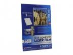 Пленка Lomond самоклеящаяся для цветной лазерной печати А4 25л 16шт 2810003