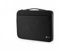 "Сумка для ноутбука 16"" HP Notebook Sleeve DF черный WU673AA"