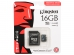 Карта памяти Micro SDHC 16GB Class 10 Kingston SDCIT/16GB + адаптер SD