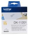 Наклейки Brother DK11201 адресные станд. 29х90мм (400шт)