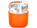Силиконовый чехол Deppa для AirPods, оранжевый