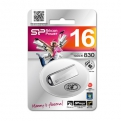 USB флешка Silicon Power Touch 830 Silver 16GB (SP016GBUF2830V1S)