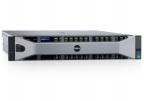 Сервер Dell R730 (2)xE5-2640v4, 4x32GB, 2x300Gb SAS 15k, 4x900GB SAS 15k (16x2.5), H730, DVDRW, 4x1GbE, iD8 Ent, (2)x1100W, Bezel/ Rails/ CMA, 3y PS NBD