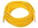 """Патч-корд литой """"Aopen"""" UTP кат.5е 15м желтый ANP511_15M_Y"""
