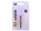Термопаста Cooler Master IC-Essential E2 (RG-ICE2-TA15-R1) светло-золотистая термопаста, 3.4 г*
