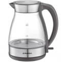 Чайник Maunfeld MFK-634G.SP стекло прозрачное 2200 Вт, 1.7 л