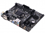 Материнская плата MSI H310M PRO-VDH PLUS (S1151v2,  H310,  2xDDR4,  PCI-Ex16,  2xPCI-Ex1,  D-Sub,  DVI,  HDMI,  SATA III,  GB Lan,  USB3. 1,  mATX,  Retail)