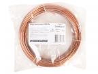 Акустический кабель Cablexpert CC-TC2x1, 5-20M,  прозрачный,  20 м,  бухта