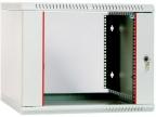 Шкаф настенный ЦМО разборный (ШРН-Э-9. 650) 9U,  600x650мм,  дверь стекло