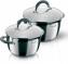 Набор посуды Rondell Flamme RDS-339 4 предмета 20/24см