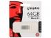 USB флешка Kingston Micro 3.1 64GB Silver (DTMC3/64GB)