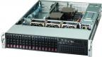 "Корпус Supermicro CSE-213A-R740WB 2U, up 16x2.5 Hot Plug SAS/ SATA, 16 ports SAS2 Bkpln, ODD slot, 2x740W (RPS), Rack Rails, 3xFAN, 13.68""x13"""