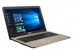 "Ноутбук Asus D540YA-DM790D AMD E2-6110 (1.5)/ 4G/ 1T/ 15.6"" FHD AG/ Int:AMD Radeon R2/ noODD/ BT/ DOS Black"