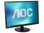 "Монитор 23.6"" AOC E2470Swh Black 1920x1080, 1ms, 250 cd/ m2, 1000:1 (DCR 20M:1), D-Sub, DVI, HDMI, 2Wx2, Headph.Out, vesa"