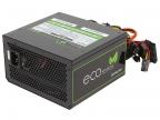Блок питания Chieftec 500W Retail GPE-500S [Eco] ATX v. 2. 3,  КПД ) 85%,  A. PFC,  1x PCI-E (6+2-Pin),  4x SATA,  2x MOLEX,  4 Pin,  Fan 12cm
