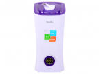 Увлажнитель воздуха BALLU UHB-205 белый/ фиолетовый, S-40 м, LCD-дисплей, фильтр для воды, расход во