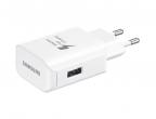 Сетевое зарядное устройство Samsung EP-TA300CWEGRU 2.1А USB Type C белый