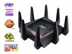 Маршрутизатор ASUS RT-AC5300 Трехдиапазонный маршрутизатор с поддержкой Wi-Fi 802.11ac до 5334 Мбит/ с