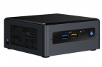 Платформа Intel NUC L10 Original BOXNUC8I7BEHGA2 Black /  Core i7-8559U 2.7GHz /  8GB /  2TB+ 32 Гб Intel Optane /  Интегрирована в процессор Intel Iris Plus 655 /  noDVD /  Win 10 Home