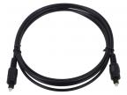 Оптический кабель ODT (Toslink)-M -- > ODT (Toslink)-M ,2m, Telecom <TOC2020-2M>