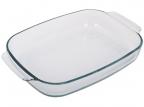 Форма для запекания UNIT UCW-5115/ 38 ,  стекло,  серия Weiler,  для СВЧ и Духовки,  от -30 до +250С,  размер 38см.