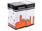 """Кабель """"Telecom"""" Pro UTP кат. 5e (бухта 305м) d0,52мм (Омедненный)"""