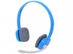 (981-000368) Гарнитура Logitech Stereo Headset H150, SKY BLUE