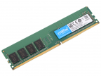Память DDR4 8Gb (pc-19200) 2400MHz Crucial Single Rank x8 CT8G4DFS824A