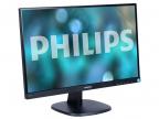 "Монитор Philips 223V7QHAB (00/ 01) 21.5"" Black 1920x1080/ TFT AH-IPS/ 5ms/ VGA (D-Sub), HDMI, 2Wx2, Headph.Out, VESA"