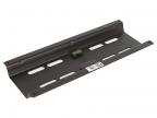 "Кронштейн Kromax FLAT-6 new Black LCD/ LED и плазма тв 15""-47"", настенный, 1 ст.свободы, VESA 200x200 мм, от стены 42 мм, max 35 кг"