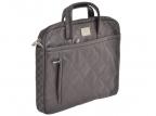 """Сумка для ноутбука Continent CC-036 Brown до 15,6""""-16"""" (коричневый, полиэстр/ эко кожа, 40 x 30 x 4,5 см.)"""