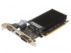 Видеокарта 1Gb (PCI-E) MSI GT 710 1GD3H LP (GFGT710,  GDDR3,  64 bit,  HDCP,  VGA,  DVI,  HDMI,  Retail)