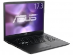 "Ноутбук Asus GL703GM-E5209T i5-8300H (2.3)/ 8G/ 1T+256G SSD/ 17.3""FHD AG IPS/ NV GTX1060 6G/ noODD/ BT/ Win10 Gunmetal"