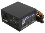 Блок питания Aerocool 750W OEM версия VX-750 ATX v2.3 A.PFC Haswell, fan 12cm, 450mm cable, power cord, PCI-E 6+2P x2/ 20+4P/ 4+4P/ SATA x6 / MOLEX x3/ FDD