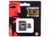 MicroSDHC Kingston 32GB Class10 UHS-I (U3 G) + Адаптер (SDCG/32GB)
