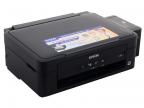 МФУ EPSON L222 (стр.+ сканер/  копир, Фабрика Печати, 27ppm, 5760x1440dpi, струйный, A4, USB 2.0) EOL