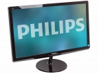 "Монитор 23.6"" Philips 247E6LDAD/ 00(01) gl.Dark Cherry Red 1920x1080, 1ms, 250 cd/ m2, 1000:1 (DCR 20M:1), D-Sub, DVI, HDMI, 3Wx2, Headph.Out"