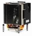 Кулер для процессора Supermicro SNK-P0040AP4  for 4U DP Workstation,  LGA1366,  106 x 100 x 126,  2400RPM,  25dBA