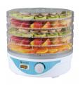 Сушилка для овощей и фруктов VITEK VT-5055(W) 250 Вт,  5 поддонов