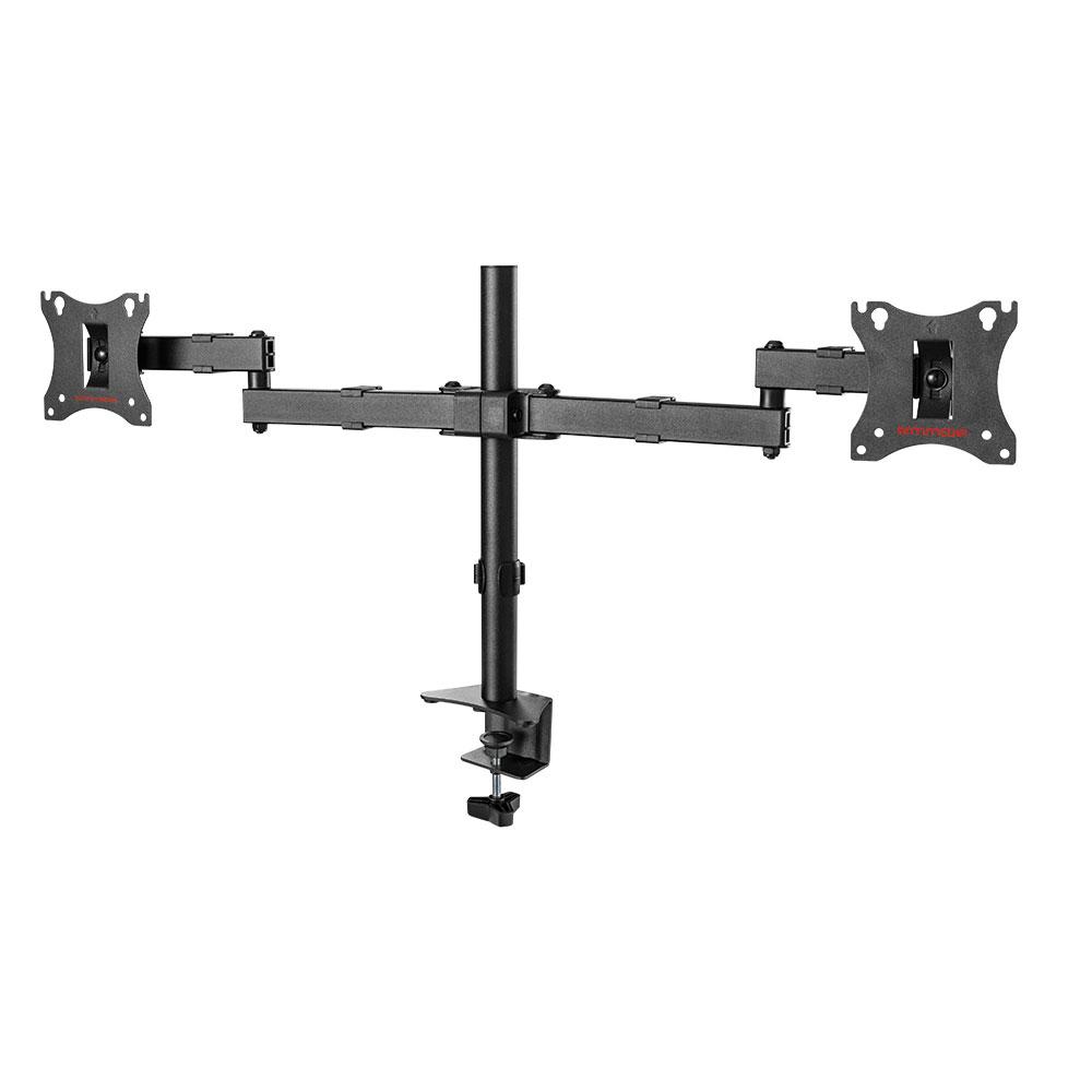 """Кронштейн для мониторов Arm Media LCD-T04 15""""-32"""" black настольный,  VESA до 100x100 мм,  до 7 кг"""