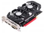 Видеокарта MSI GeForce GTX 1050 Ti 4GT OC 4Gb 1341Mhz NVIDIA GTX1050 Ti/ GDDR5/ 7008Mhz/ 128 bit/ PCI-E/ DVI, DP, HDMI