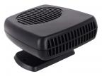 Вентилятор автомобильный (Материал: пластик; Регулировка направления обдува: по вертикали ±45°С; по горизонтали ±360°С; Потребляемый ток: 12A; Максима