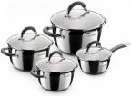 Набор посуды Rondell Flamme RDS-040 (8 пр:Кастр18/ 20/ 24см и ковш с/ кр)